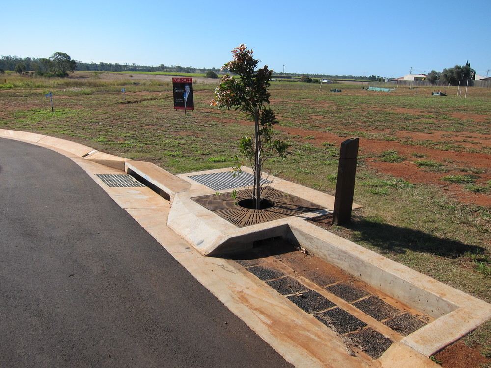 Avoca Bundaberg Bioretention System