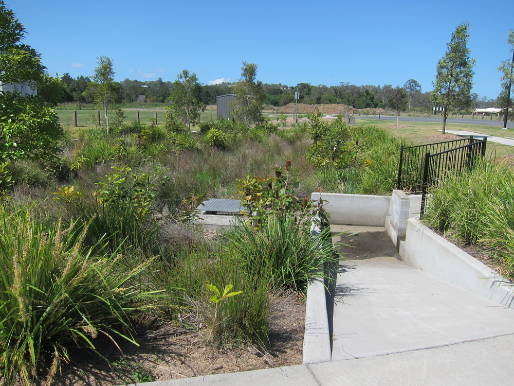 Mt Samson Bioretention System (North East)