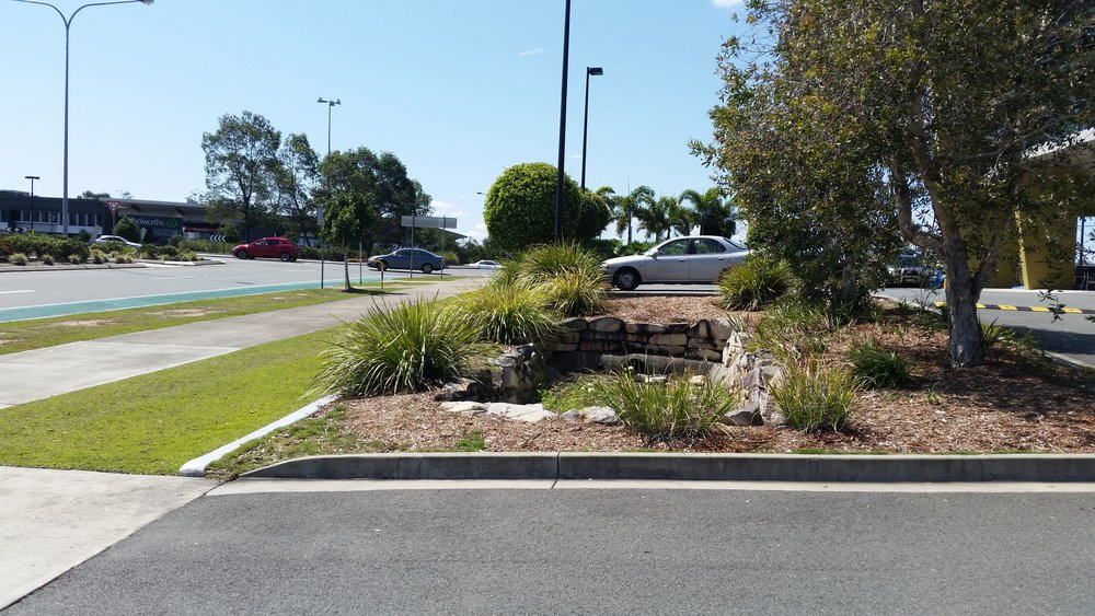 Augustine Heights Caltex Bioretention System 3