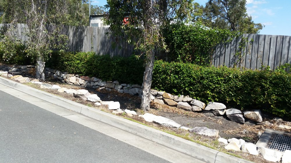 Augustine Heights Caltex Bioretention System 4