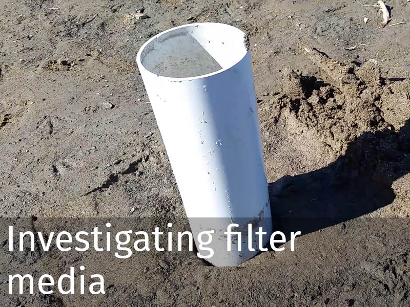 20160928 Investigating filter media.jpg