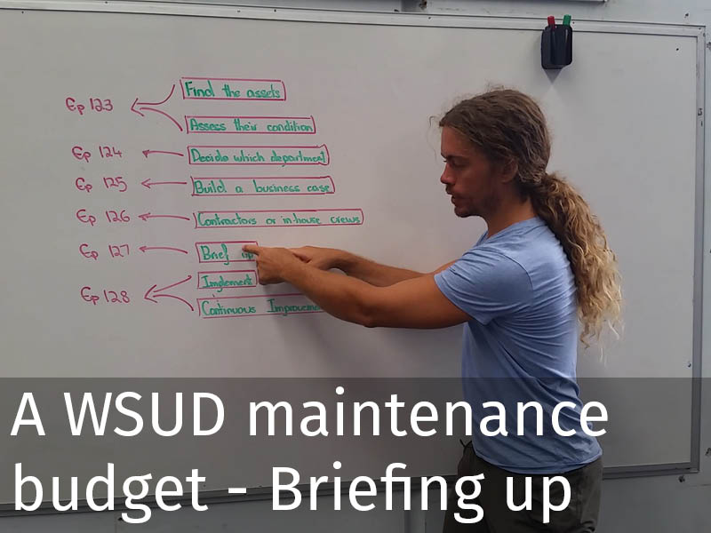 20150102 0127 Obtaining a WSUD maintenance budget - United briefing up.jpg