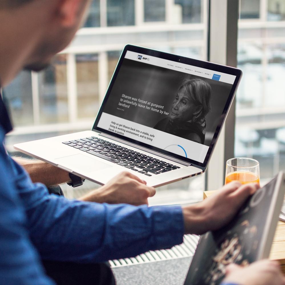 BHPCL —Optimizing UI + UX on desktop, responsive mobile, & checkout flow for BHPCL. - UI, UX