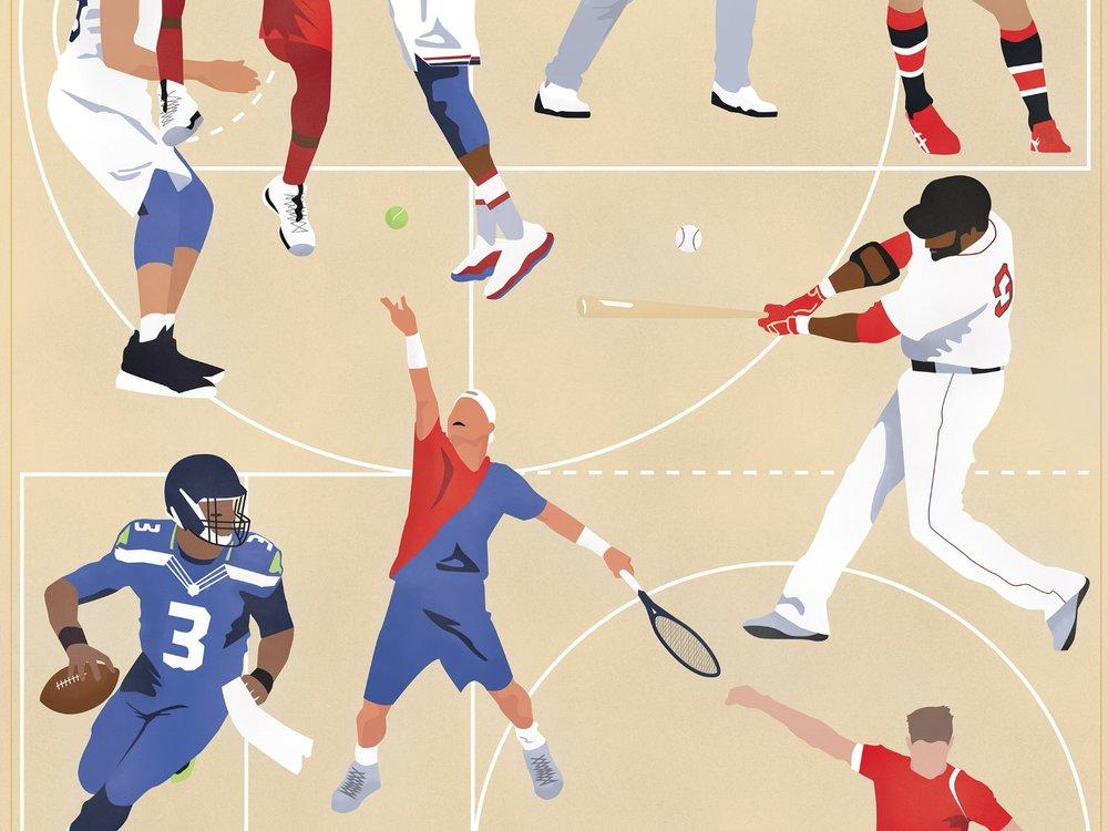 Sports! Sports! Sports! -