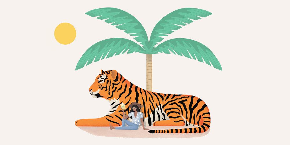 Tiger Paradise -