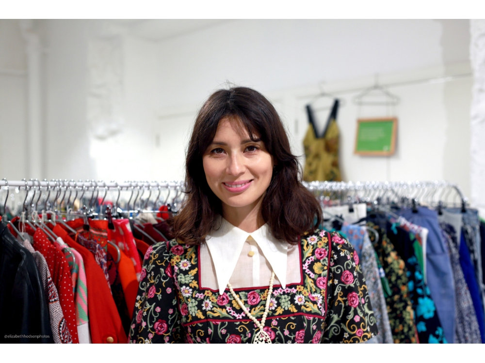 Jasmine Hemsley and her collection for The Royal Trinity Hospice.