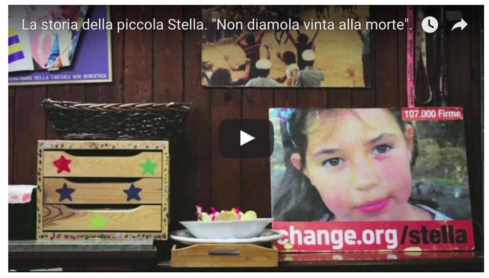 In memoria di Stella, introduciamo il reato di omicidio stradale
