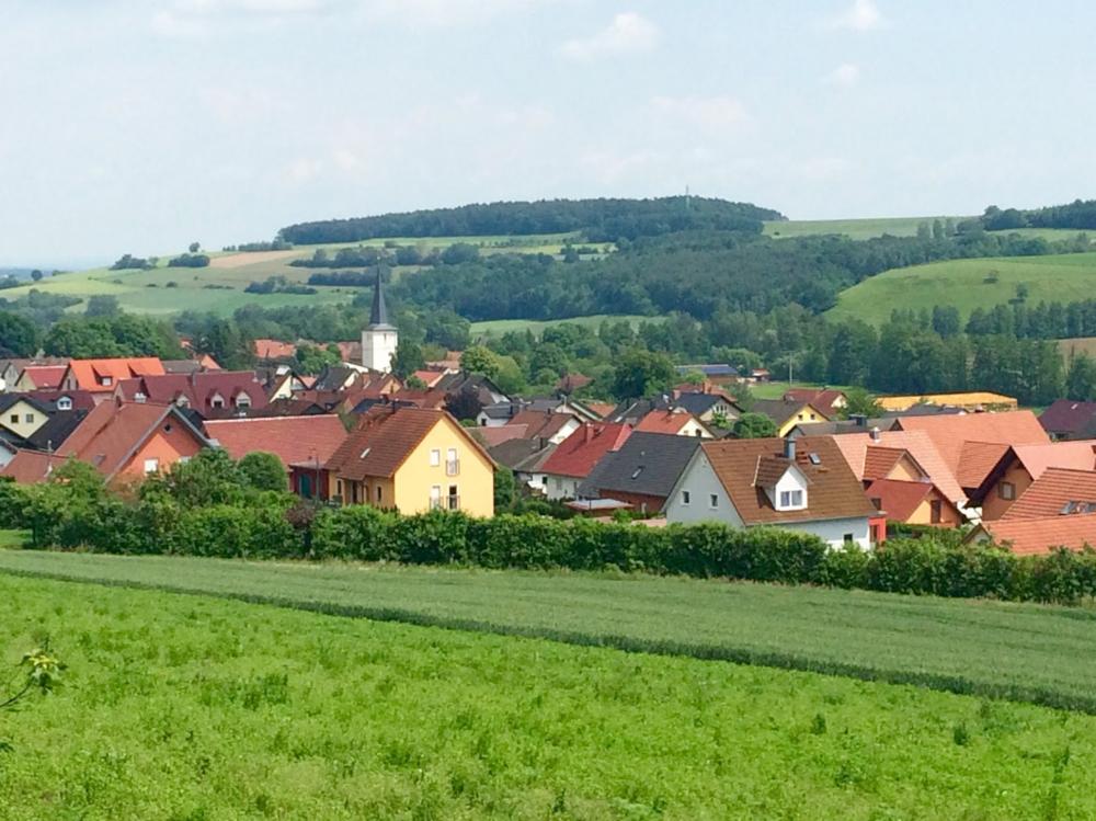 Idyllisch: Untersteinbach in Unterfranken