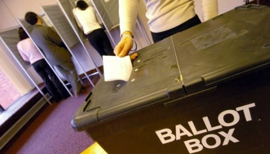Panic over: The government extended the voter registration deadline after a technical glitch on Tuesday