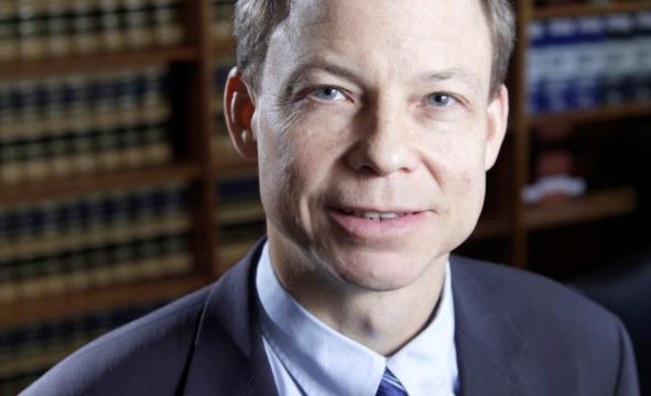 Too lenient? Judge Aaron Persky has been accused of letting Brock Turner off too lightly