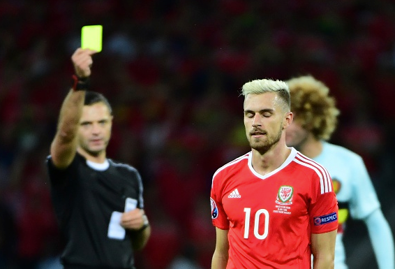 Ramsey has been one of the stars of the Euros with four assists and a goal in five games