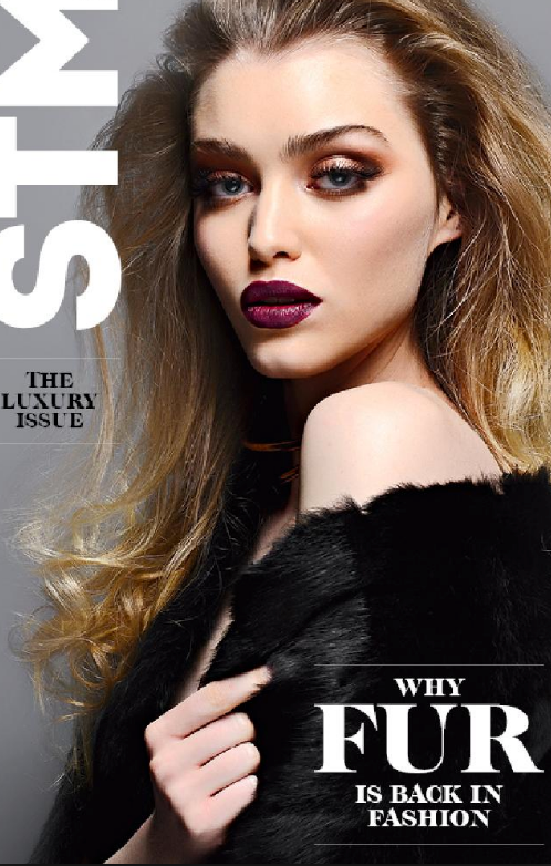 Out of fashion: The Sunday Times magazine is set to scrap fur from its pages