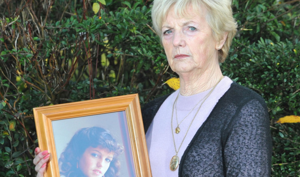 Bill Reading: Marie McCourt's daughter Helen was murdered 30 years ago but her body was never found