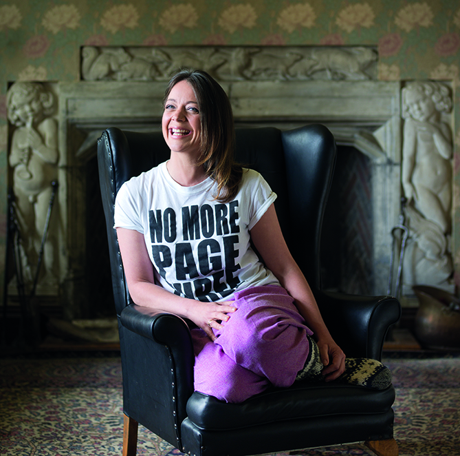No more! Lucy Anne-Holmes took on the biggest and best-selling newspaper in the UK and won