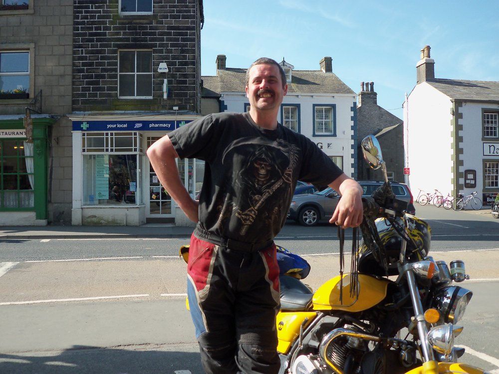 Biker: The other driver in the collision that saw Bob die was twice over the legal alcohol limit