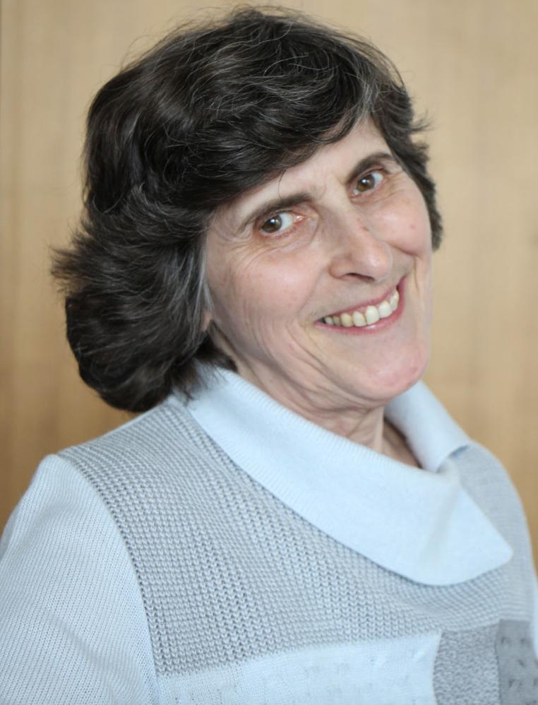 Die Frau mit dem ansteckenden Lachen: Marianne Grimmenstein aus Lüdenscheid
