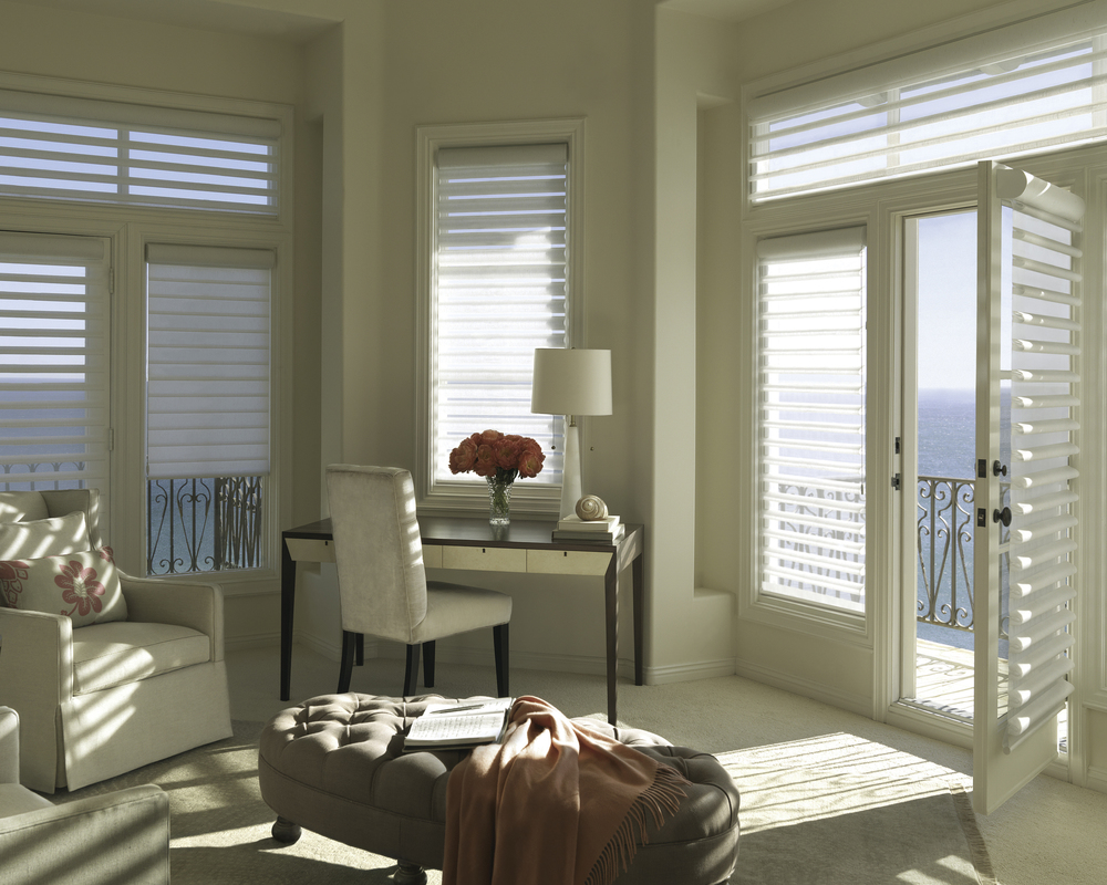 Hunter Douglas   Pirouette®   Window Shadings   Learn More