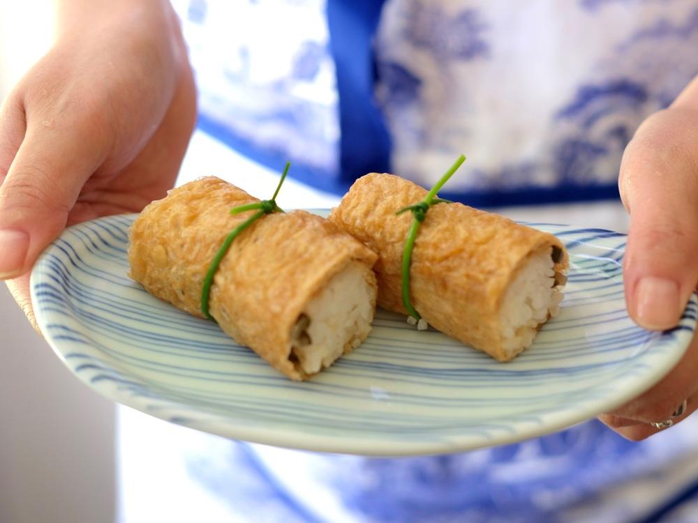 簡単フィンガー寿司