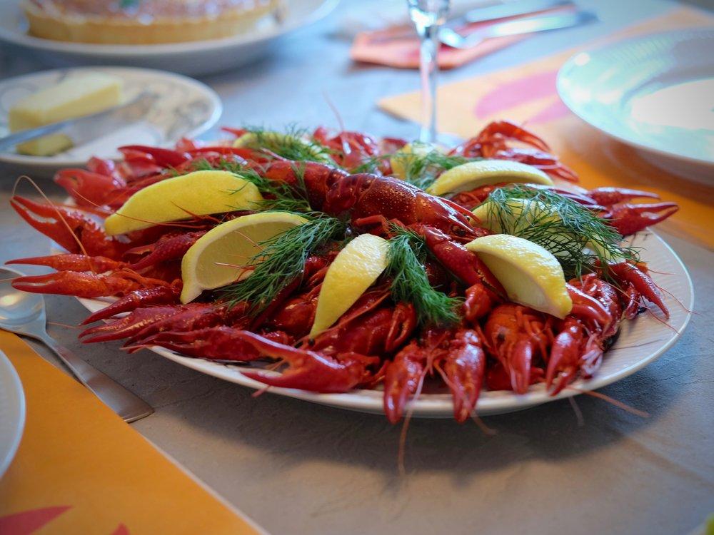 Kreps (crayfish)