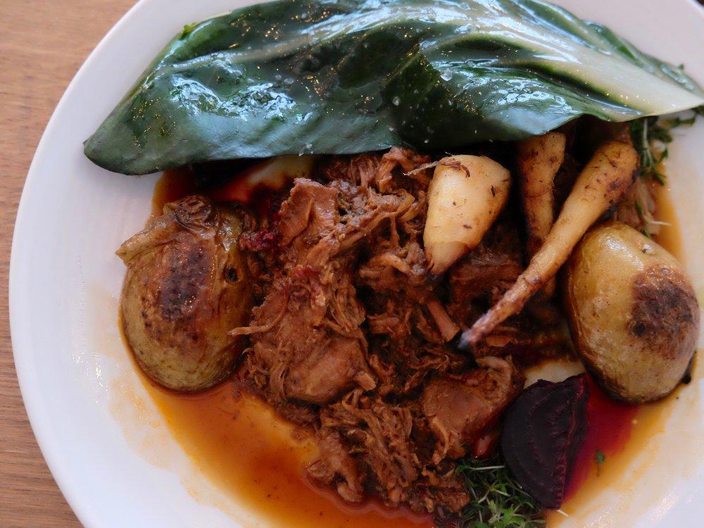 Elg stew