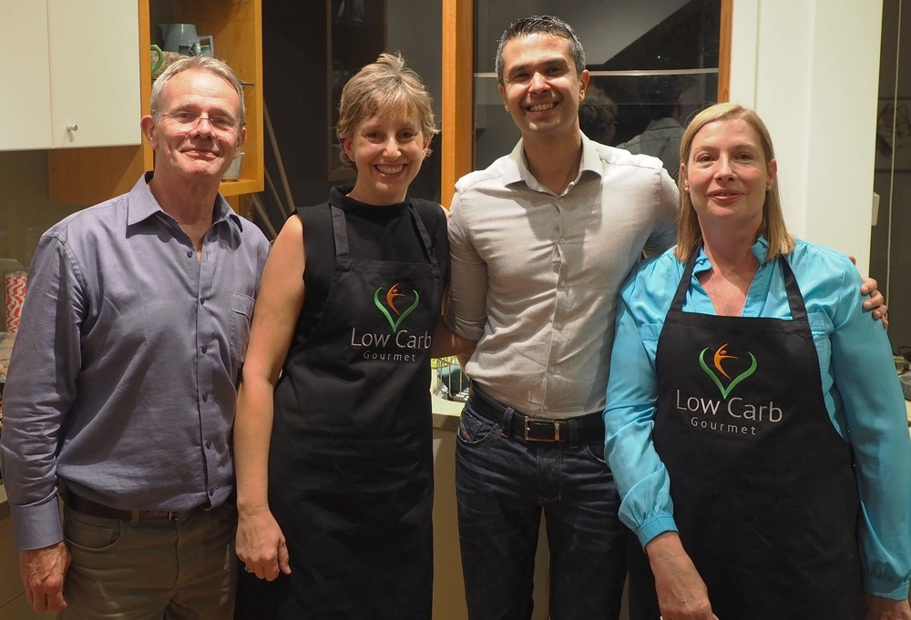 Dr Aseem Malhotra & Dr Rod Tayler loved our dinner of Pulled Slow-Cooked Pork with Crackling