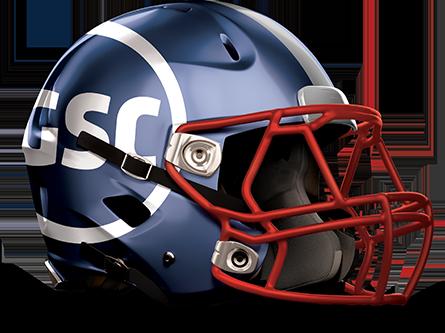 GSC football helmet