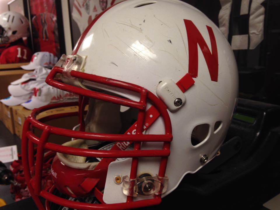 HUSKERS USE C2P DURING SPRING GAME