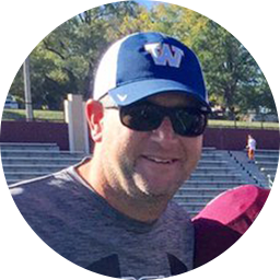 Chad Fox - Wahoo High School Head Coach