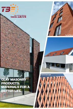 Clay Masonry Products: Materials for a better life (2015)