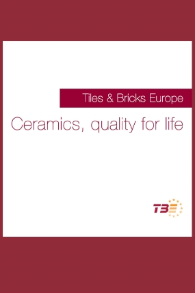 Ceramics, quality for life (2011)