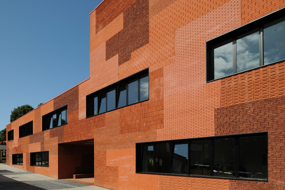 Belgian brick school (Belgian Brick Federation)