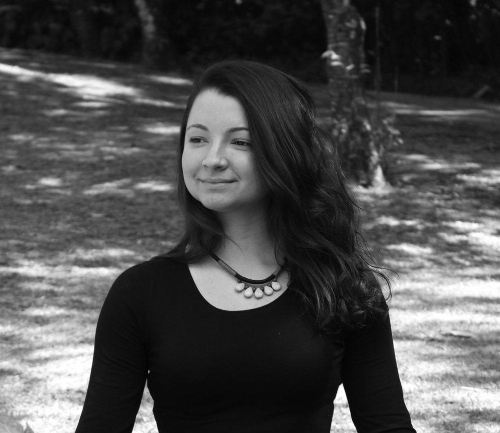 Talissa Monteiro  -  Aluna da Primeira Turma