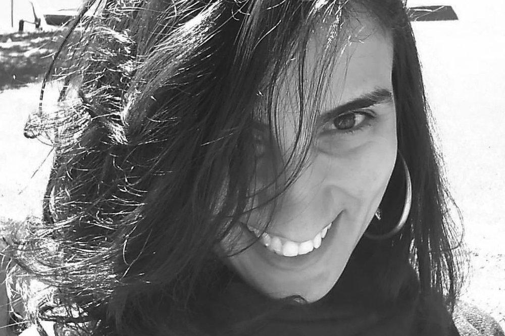 Emanuelly Ferracciu -  Aluna da Primeira Turma