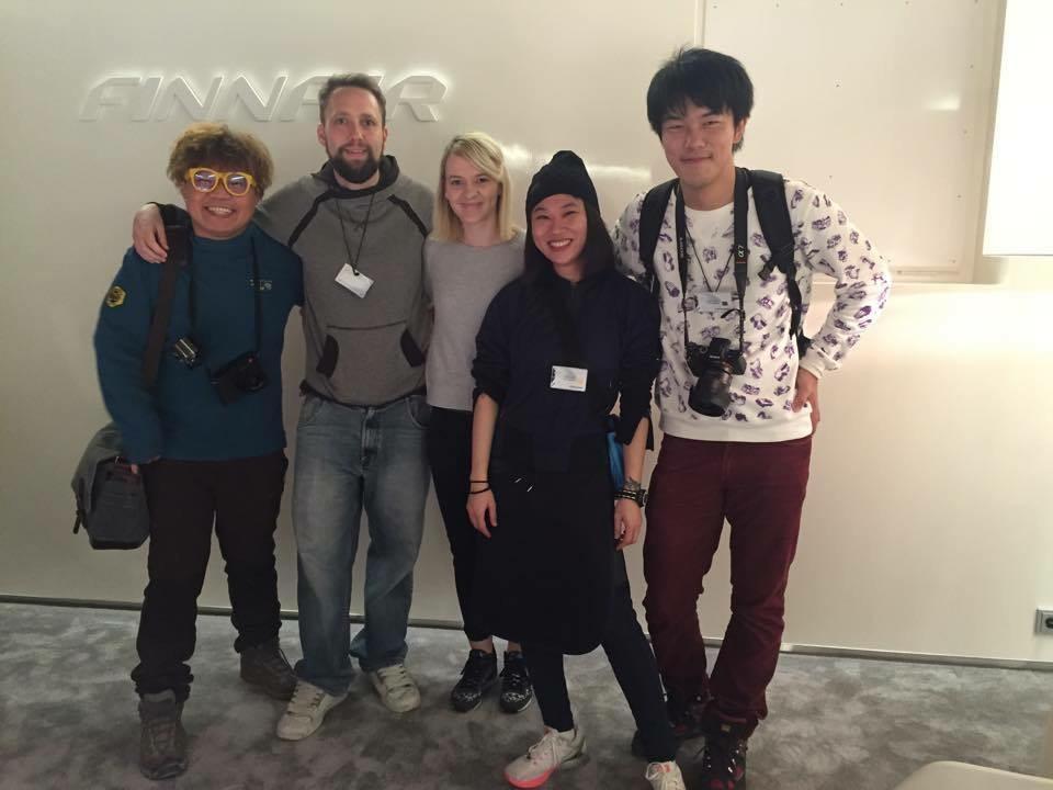 The #polarnightmagic team!
