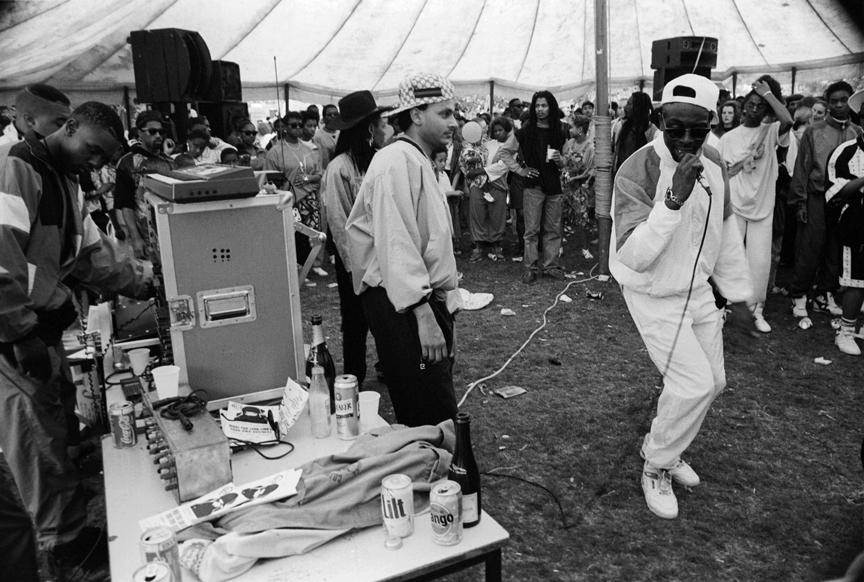 Hip Hop Battle Mosside Carnival Manchester 1989