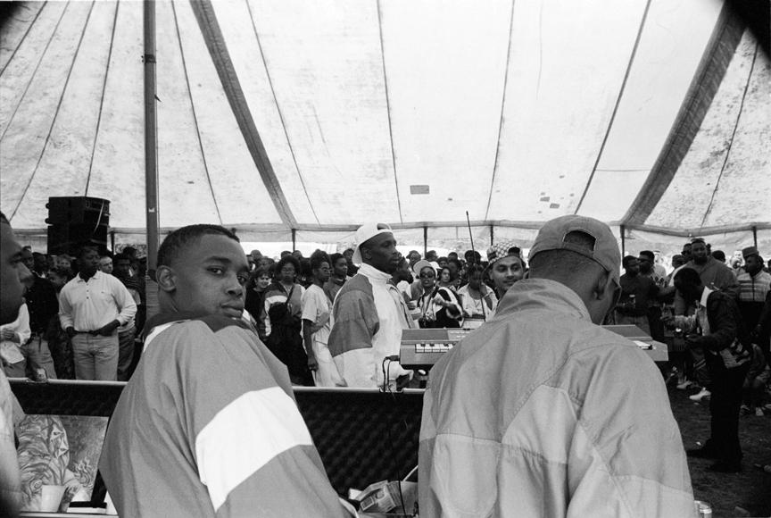 Hip Hop Battle 3 Mosside Carnival Manchester 1989