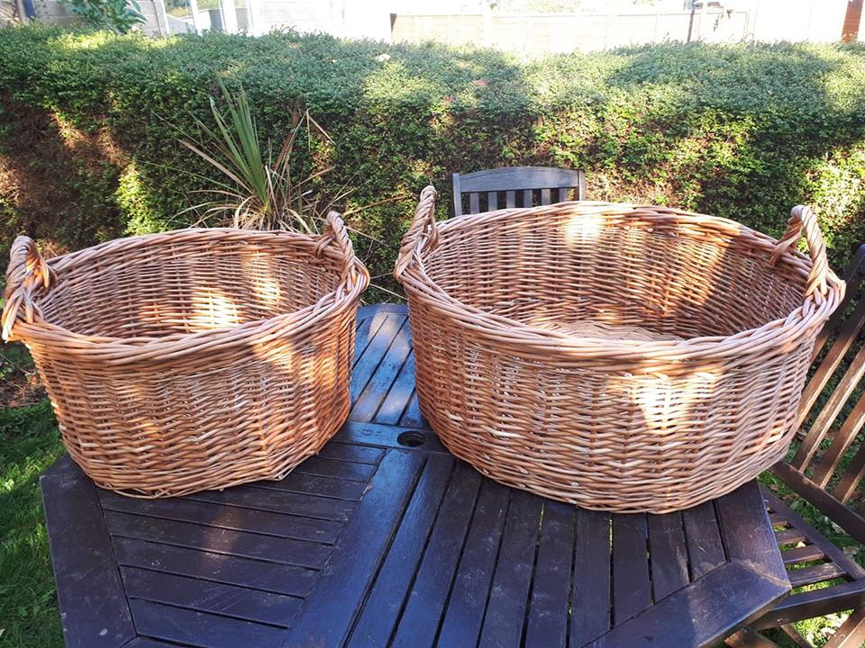 large storage baskets £55 and £65