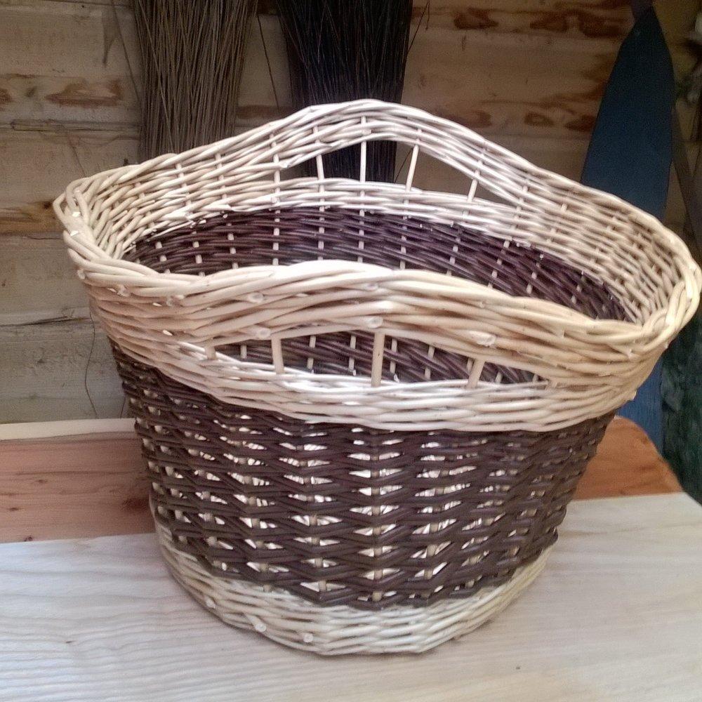 Small Log Basket £45