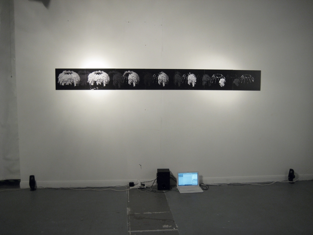 Contemporary Jewellery: A Transient Concept, 2010. Exhibition set up.
