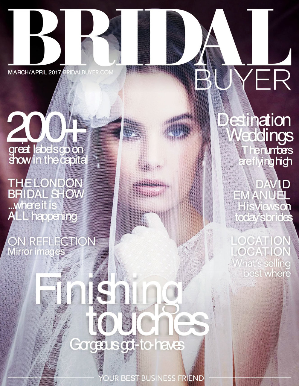BRIDAL BUYER MAGAZINE