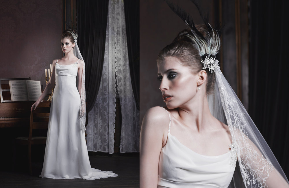 LILLY EDITORIAL / CORPSE BRIDE