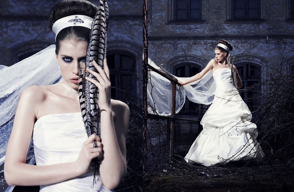 LILLY EDITORIAL /CORPSE BRIDE