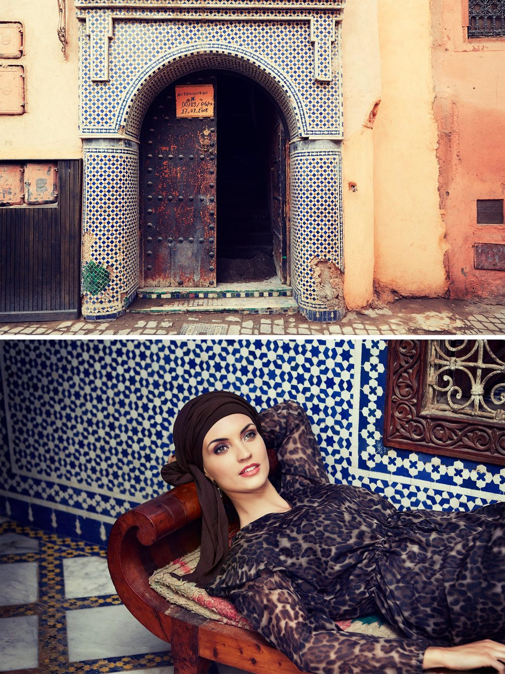 BOHO SPIRIT / MARRAKECH
