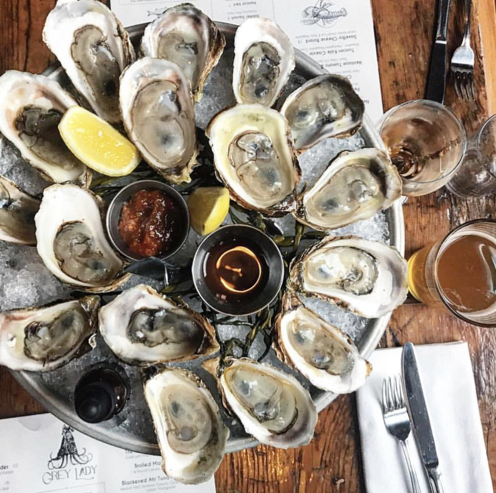 Monday Night - $1 Oysters All Night (6pm-Close)Make a Reservation