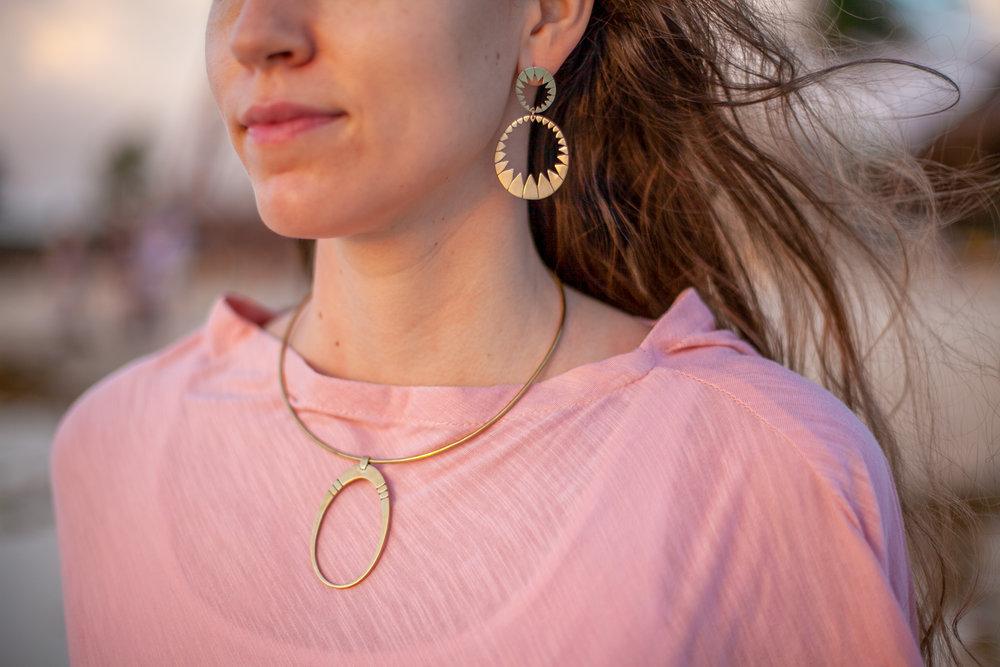 Carolyn Keys Modern Handmade Jewelry by Avi Loren Fox LLC in Caribbean Mexico-40.jpg