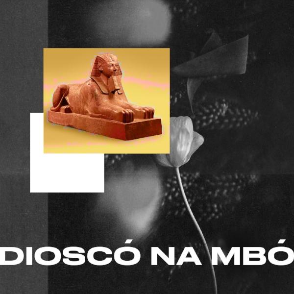 Dioscó na mbó cover art