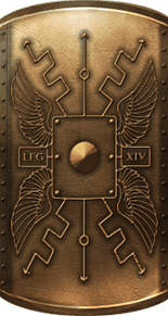 legion elite xiv shield logo