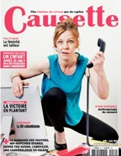 Couverture du magazine Causette 2014