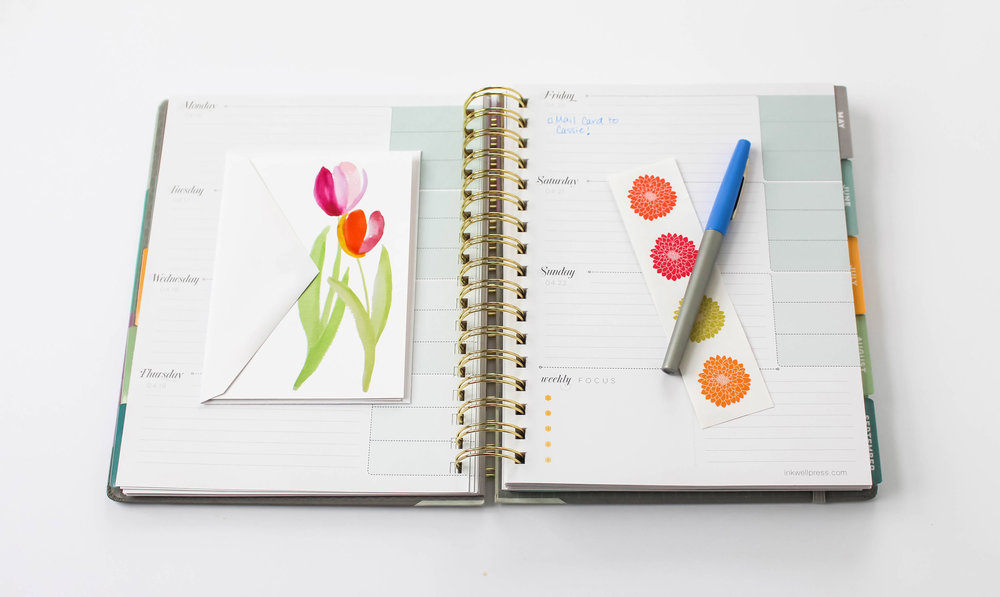 Cafe Notes + Company How To Never Miss an Important Date Getting the Dates Down - Planner and Card.jpg