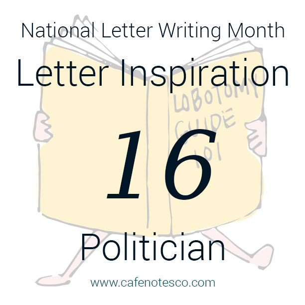 Cafe Notes + Company April Letter Challenge 16 - Politician.jpg